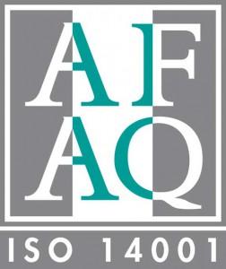 AFAQ-ISO-14001 logo