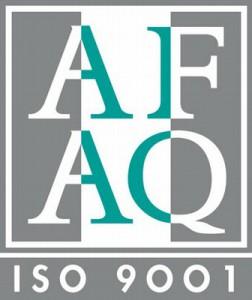 AFAQ-ISO-9001 logo